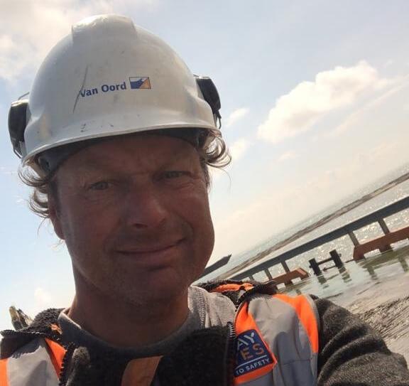 Erik de Boer, Debotrans, loon- & transportbedrijf Vlieland